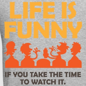 Life Is Funny 4 (dd)++ Sweaters - slim fit T-shirt