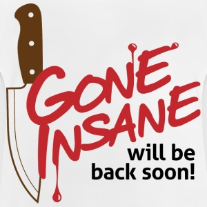 Gone Insane 1 (dd)++ Tee shirts Enfants - T-shirt Bébé