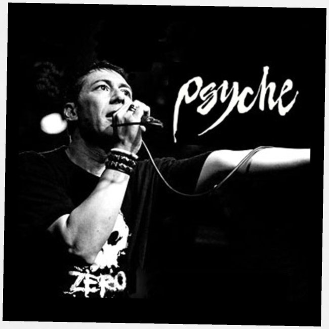 Psyche - Fan Button