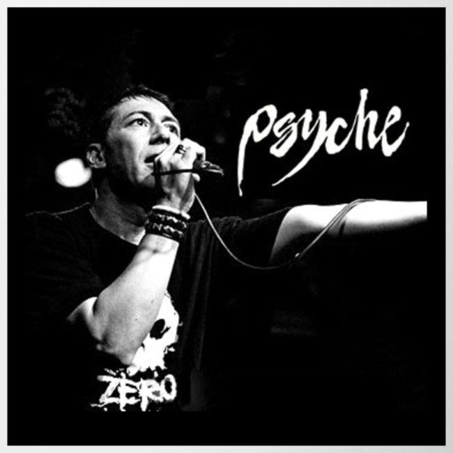 Psyche - Fan Button