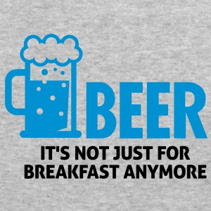 Beer For Breakfast 3 (2c)++ Sweaters - slim fit T-shirt