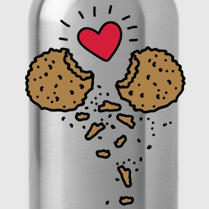 Cookies in Love Sweat-shirts - Gourde