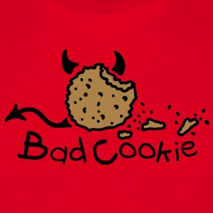 Bad Cookie  Aprons - Men's T-Shirt