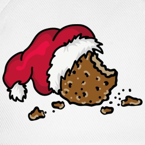 Christmas Cookie Kookschorten - Baseballcap