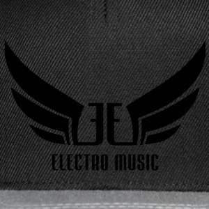 ELECTRO T-Shirts - Casquette snapback
