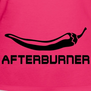 Afterburner – Chili burns twice Bags  - Women's Organic T-shirt