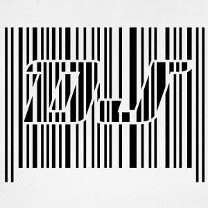 Bar code DJ Mugs  - Baseball Cap