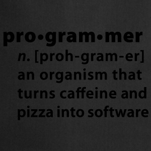 Programmer dictionary definition Hoodies & Sweatshirts - Cooking Apron