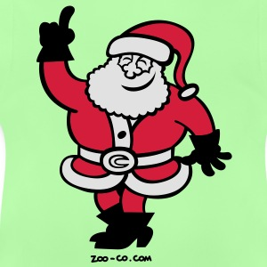 Santa Claus Celebrating Kids' Tops - Baby T-Shirt
