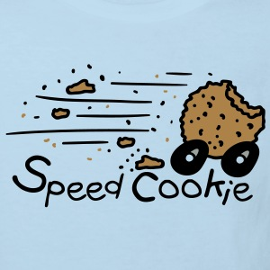 Speed Cookie Babybody - Økologisk T-skjorte for barn