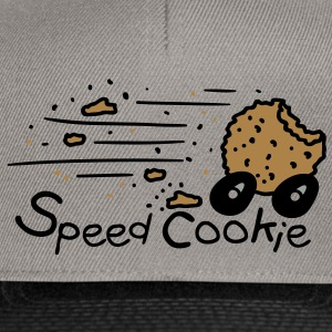 Speed Cookie Sweat-shirts - Casquette snapback