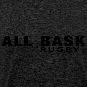 ALL BASK rugby (1c)   - T-shirt Premium Homme