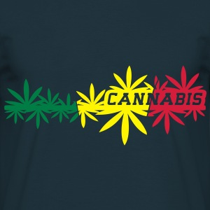 cannabis Sweaters - Mannen T-shirt