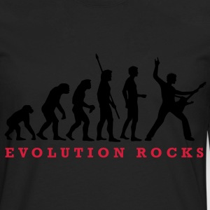 evolution_rocks_a_2c Tee shirts - T-shirt manches longues Premium Homme