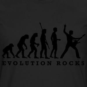 evolution_rocks_a_1c Tee shirts - T-shirt manches longues Premium Homme
