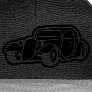 1 colors - Hot Rod Oldtimer Custom Cars Automobil Tuning Barntröjor - Snapbackkeps