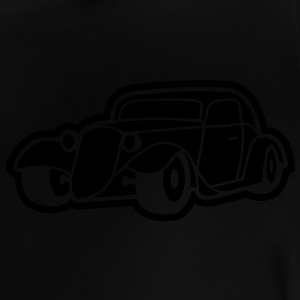 1 colors - Hot Rod Oldtimer Custom Cars Automobil Tuning Kids' Tops - Baby T-Shirt