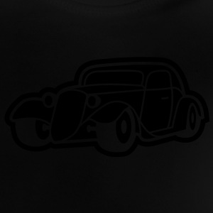 1 colors - Hot Rod Oldtimer Custom Cars Automobil Tuning Kinder Pullover - Baby T-Shirt