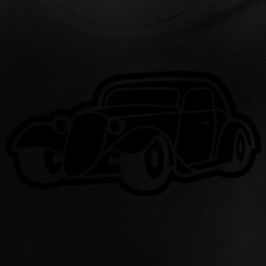 1 colors - Hot Rod Oldtimer Custom Cars Automobil Tuning Kids' Shirts - Baby T-Shirt