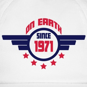 1971_on_earth Camisetas - Gorra béisbol