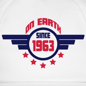 1963_on_earth T-Shirts - Baseball Cap