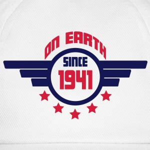 1941_on_earth Camisetas - Gorra béisbol