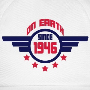 1946_on_earth Camisetas - Gorra béisbol