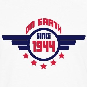 1944_on_earth Camisetas - Camiseta de manga larga premium hombre