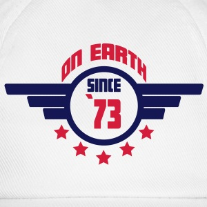 73_on_earth Camisetas - Gorra béisbol