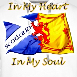 Scotland Heart and Soul Kids - Men's Premium Hoodie