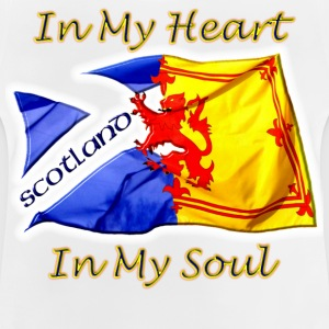 Scotland Heart and Soul Kids - Baby T-Shirt