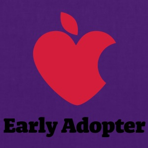 Early Adopter  - Stoffbeutel