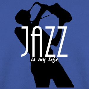 jazz is my life Sacs - Sweat-shirt Homme