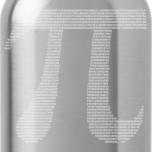 Pi - Water Bottle
