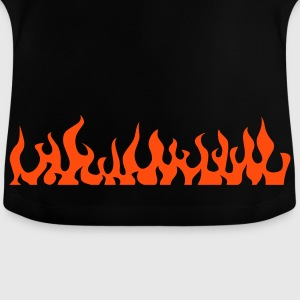 flames :-: - Baby T-Shirt