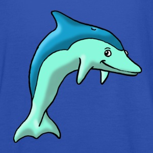 Delfin Kinder T-Shirts - Frauen Tank Top von Bella