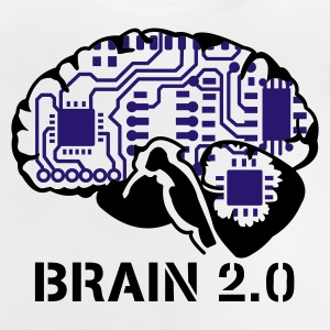 brain 2.0 :-: - T-shirt Bébé