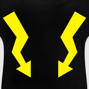 Flashes - Lightning :-: - T-shirt Bébé