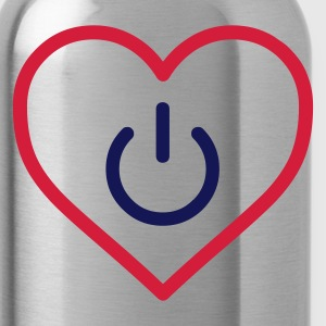 power of love v3 :-: - Water Bottle