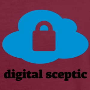 Digital Sceptic - Frauen Oversize T-Shirt