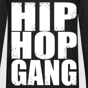 hip hop gang T-Shirts - Men's Premium Longsleeve Shirt
