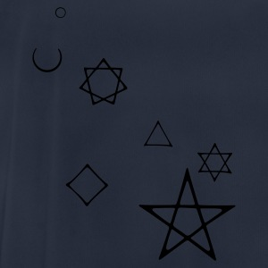 moon wicca, wicca, moon, moon, witches, full moon, women, occult, occult, magic, magic, pagan, gothic, goth, lesbian, lesbian, female, alchemy, numerology, nummerologie pay, star, star Hoodies & Sweatshirts - Men's Breathable T-Shirt