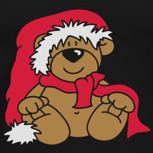 Sweet little Christmas Bear Hoodies & Sweatshirts - Men's Premium T-Shirt