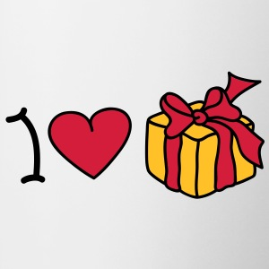 I love Gifts Undertøj - Kop/krus