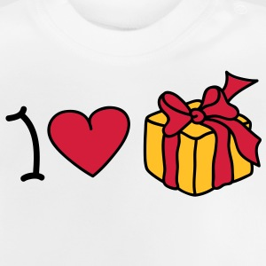 I love Gifts Kids' Shirts - Baby T-Shirt