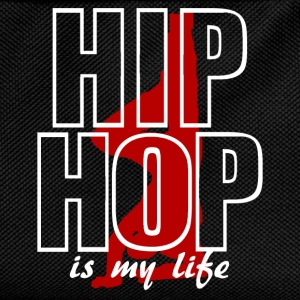 hip hop is my life Gensere - Ryggsekk for barn