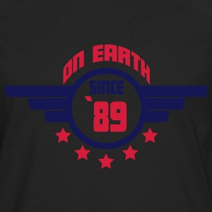 89_on_earth Camisetas - Camiseta de manga larga premium hombre