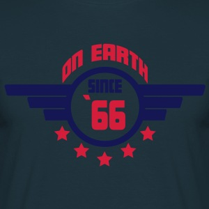 66_on_earth Tabliers - T-shirt Homme