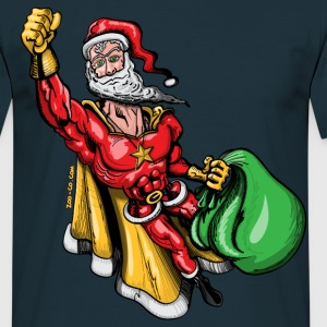 Super Santa Claus Hoodies & Sweatshirts - Men's T-Shirt