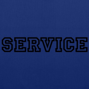 Service T-Shirts - Tote Bag